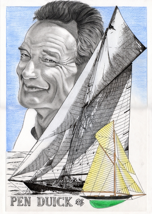 Eric Tabarly by PhilLP